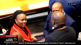 Public sympathy for Mkhwebane gains momentum