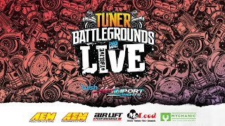 Tuner Battlegrounds at 2018 Hot Import Nights Australia and Hawaii!