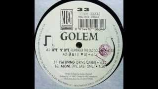 Golem - Alone (The Last One) - MBG 0593_0693 (1993)