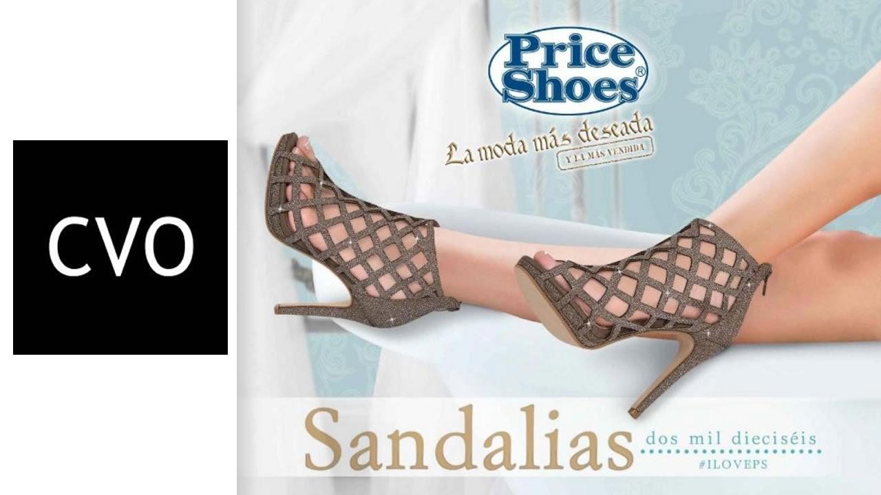 6a016466 Catálogo Price Shoes Sandalias 2016 (COMPLETO) - YouTube