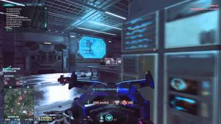 Planetside 2 - 18 killstreak in 2 minutes [Eclipse VE3A]