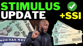 SSI NEXT MONTH!! Second Stimulus Check Update $1200 +$400 + Unemployment Benefits
