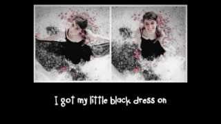 Little Black Dress - Sara Bareilles ( with lyrics)