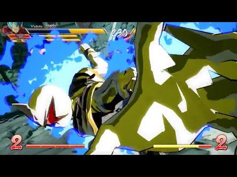 Power Rangers Fighter Z: Dino Thunder White Ranger Mod In Action (AbareKiller)