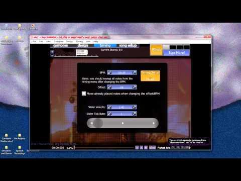 Osu! Tutorial] การทำ Beatmap เบื้องต้น | FunnyDog TV