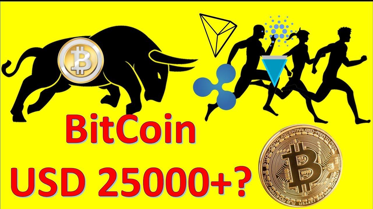 why Bitcoin would reach USD 25000+ ? Bitcoin analysis & prediction - Hindi  Urdu