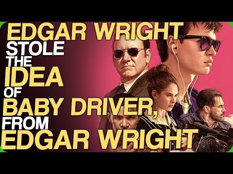 Edgar Wright Stole The Idea Of Baby Driver, From Edgar Wright (Ranking Edgar Wright Films)