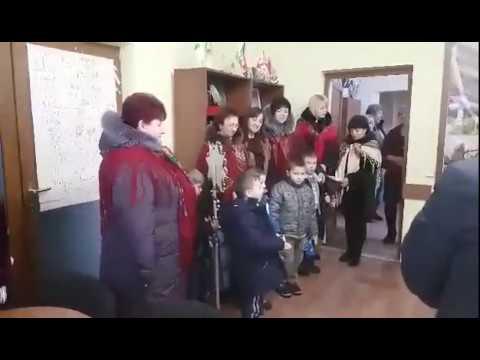 vinnikiplus: Винниківську раду засівали наймолодші колядники