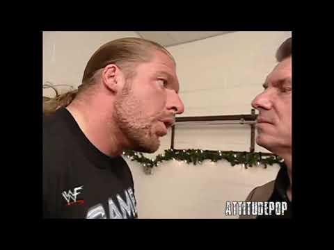 Mr McMahon Confronts HHH  Stone Cold  The Rock U0026 The Undertaker