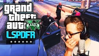 GTA 5 LSPDFR - Officer Dennis ist am Start! • Let