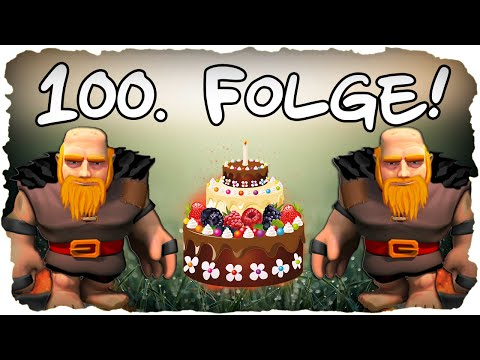 Nur Riesen #GiantArmy | CLASH OF CLANS #100 | RH 9 vs. RH 11! (Deutsch / German)