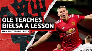 Ole's PE Lesson   Manchester United 6-2 Leeds United   Post-Match Review