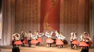 """""""Жок де ла сат"""" молдавський народний танець"""