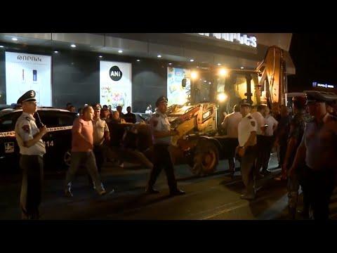 Տեսանյութ.Օրենքը գործում է.Երեկոյան Երևանում խիստ լարված է եղել