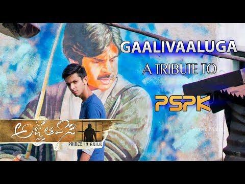 Gaali Vaaluga - A Tribute To #PSPK    Anirudh Ravichander    Pawan Kalyan    Movie Mahal