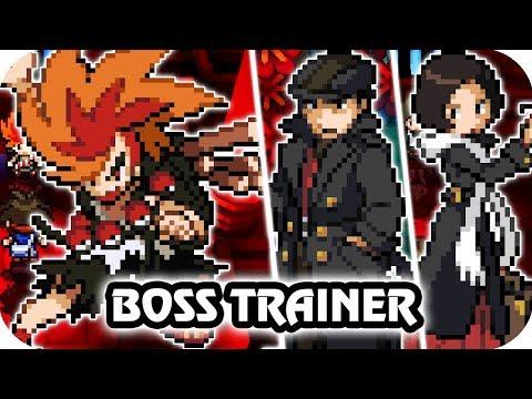 Pokémon Black 2 & White 2 - Battle! Boss Trainer Benga (1080p60)