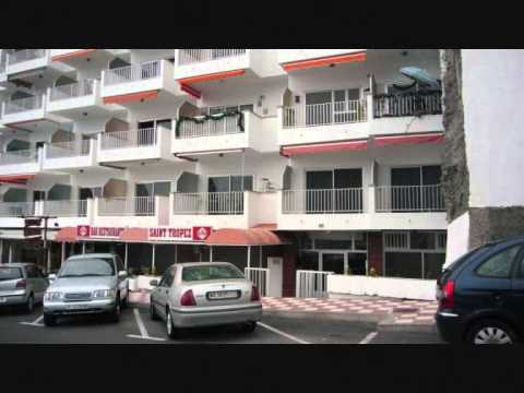Playa san marcos icod de los vinos tenerife youtube - Apartamentos en playa san juan tenerife ...
