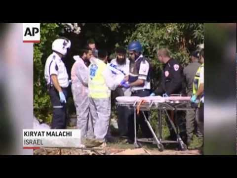 Rocket Attack From Gaza Strip Kills 3 Israelis