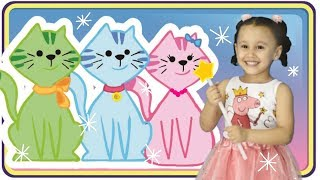 Atirei o pau no gato - Para Crianças e Bebês    Bia e Henry kids