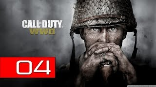 Call of Duty: World War 2 PC Walkthrough 04 (Stronghold)
