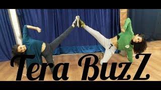 Aastha Gill - Buzz feat Badshah | Swatabdi sarkar's choreography