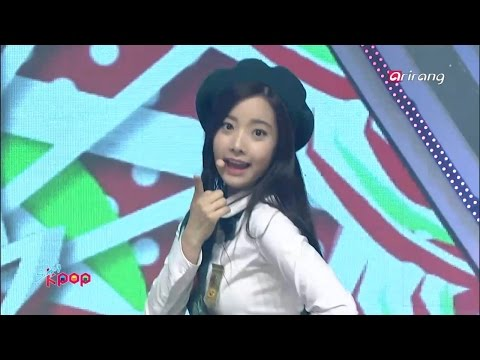 Simply K-Pop _ April(에이프릴) _ Muah _ Ep.195 _ 122515