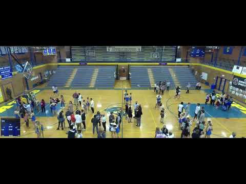 Cyprus High School vs. Cyprus Spinnakers Varsity Womens' Volleyball