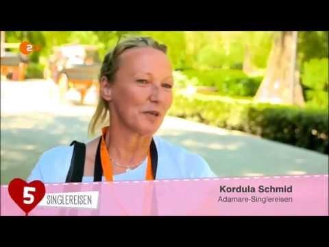 Singlereisen (ZDF Wiso)