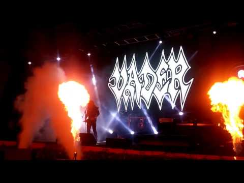 VADER- Go to Hell Live at Bangalore Open Air 2016