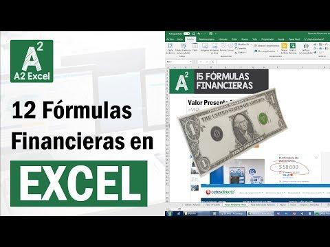 Curso Breve de Operaciones Financieras (EXCEL)