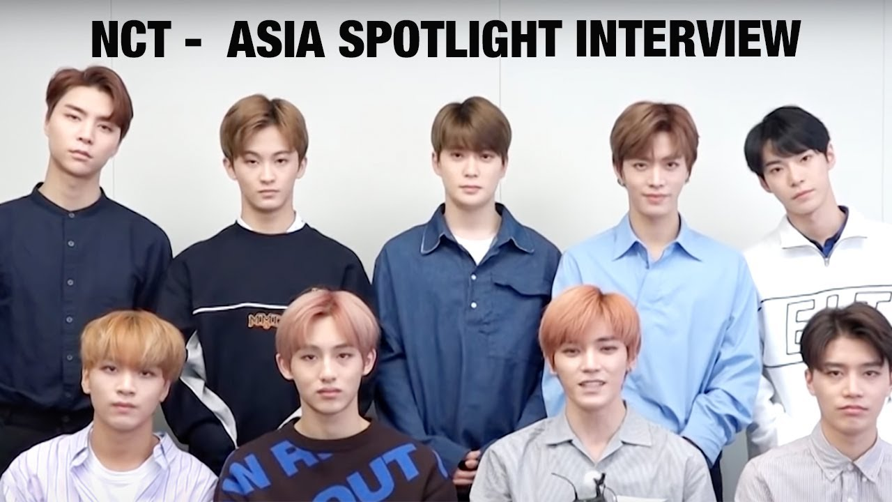 Download NCT's Full Episode For Asia Spotlight [38 minute] [ENG SUB] | MTV Asia