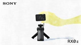 Sony   Cyber-shot   RX0 II - Travel with Sony