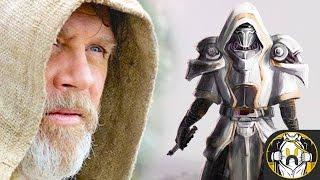 Gray Jedi Explained | Star Wars: The Last Jedi
