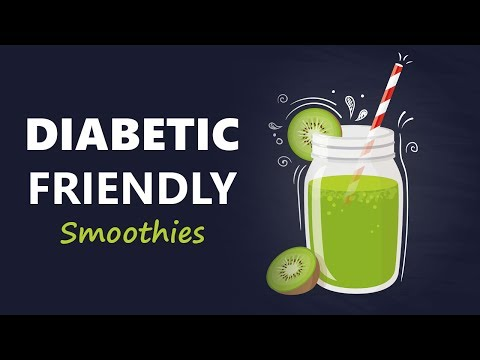4 Amazing Smoothies For Diabetics