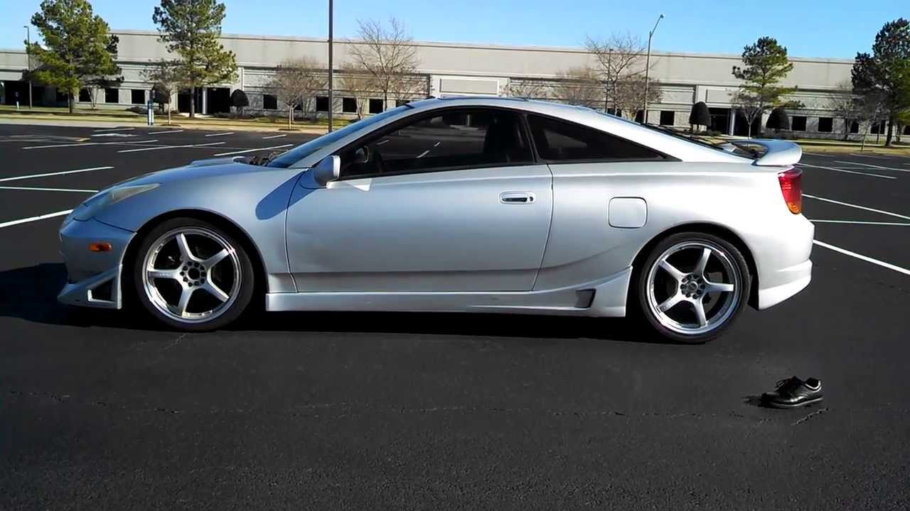 Celica Trd >> Celica Trd Exhaust Youtube