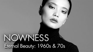 60s & 70s Inspired Makeup Tutorial Featuring Chinese Model Li Wei Mp3