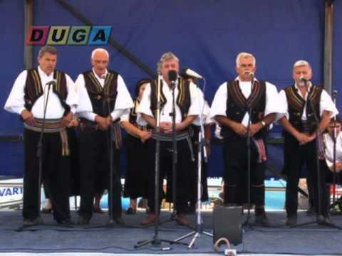 Reportaze TV Duga SAT - Dan Manastira Sv. Georgija (Sokolica) - Romanija 2011 (1 deo)
