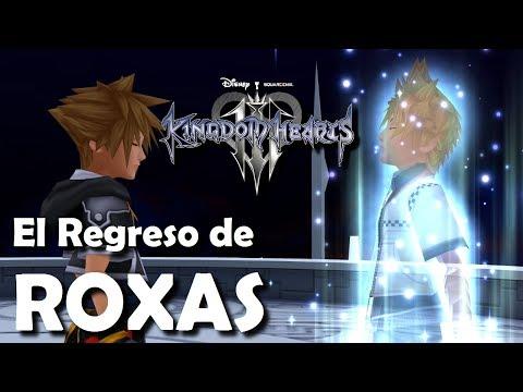Kingdom Hearts 3 - El regreso de Roxas - Explicación y Opinión