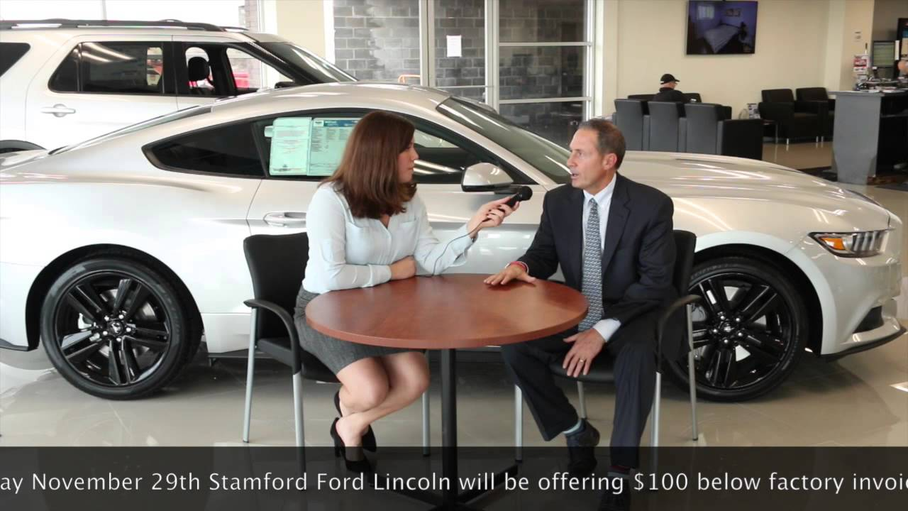 Stamford Ford Black Friday Sales Event Youtube