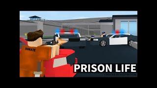 Mis primeras partidas de roblox grabando| Prision Break, Roblox