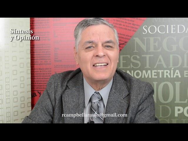 Ernesto Campbell (Preocupa situación minera)