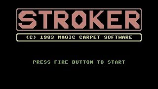 George & Zippy Plays Stroker on the Commodore 64