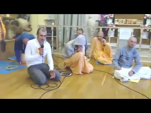Шримад Бхагаватам 4.18.4 - Радха Крипа деви даси