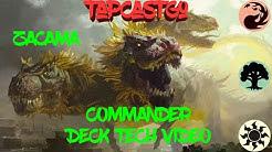 EDH Zacama, Primal Calamity Commander Deck Tech Naya