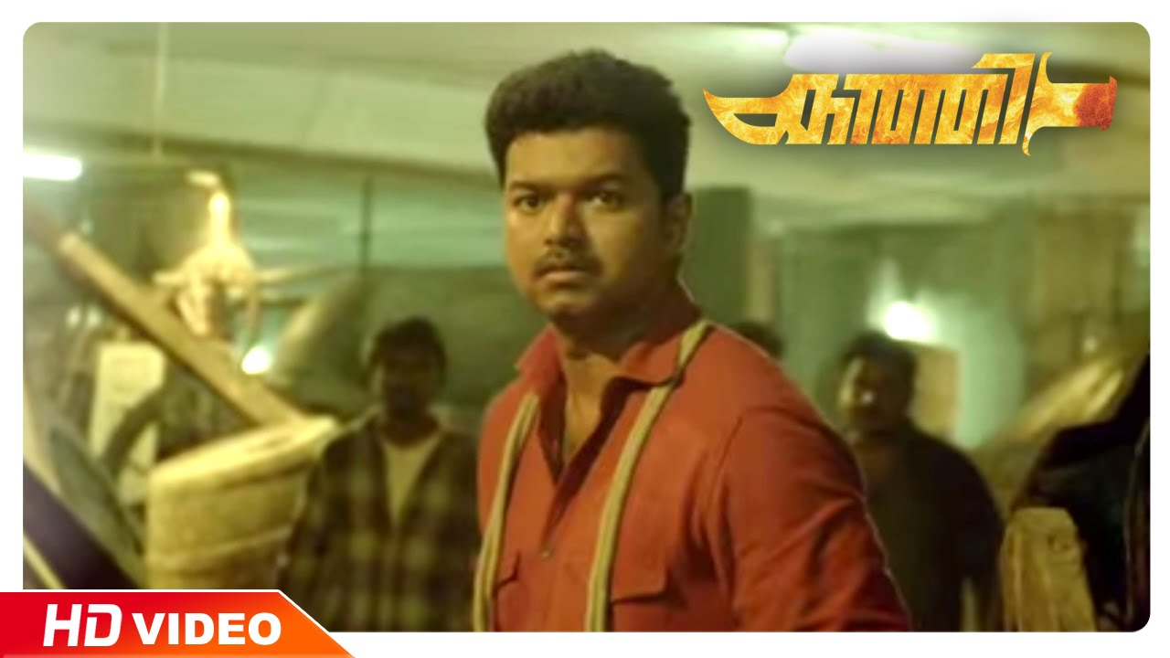 kaththi malayalam movie | scenes | vijay helps jeevanandham escape