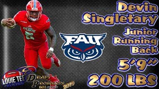 2019 NFL Draft Prospects 101 | Film Session | RB Devin Singletary