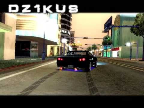 GTA SA-MP Elegy Drift Skills 2 (HQ)