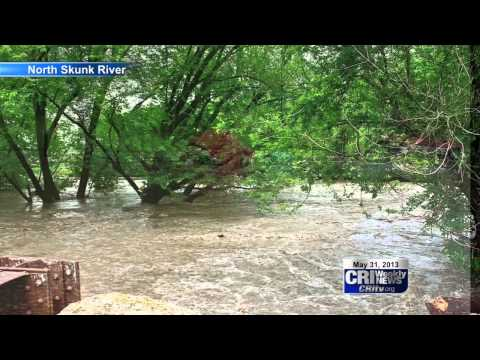 Stacia McGriff Discusses Flood Images Around New Sharon