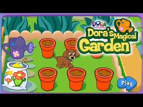 Games For Kids Dora The Explorer Games Dora S Magical