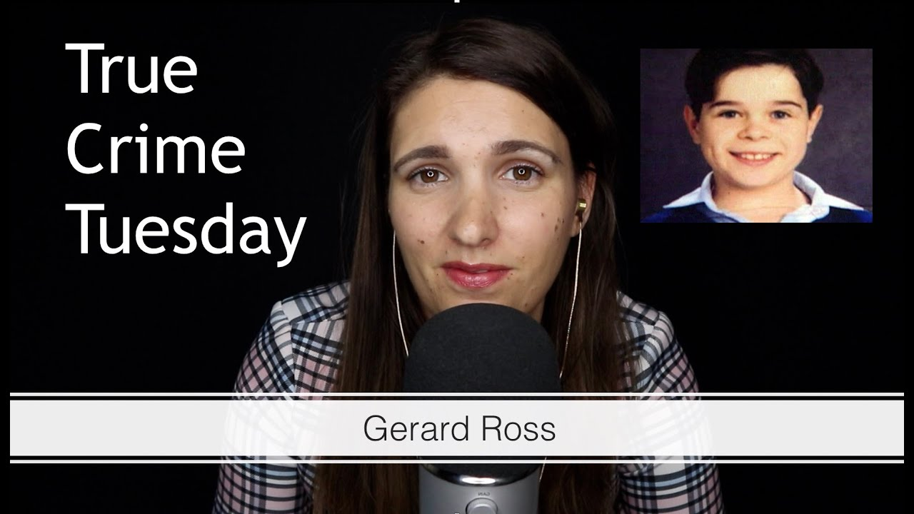 True Crime Asmr Gerard Ross Whispered Youtube